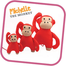 Load image into Gallery viewer, Monkey - Beco Family Plush Toys for Dogs