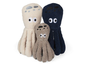 Floppy Octopus Toy Assorted
