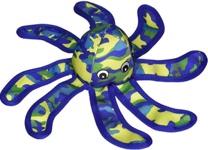 Petlou Seawarrior Plush Soft Squeaks Interactive Dog Chew Toy 14in