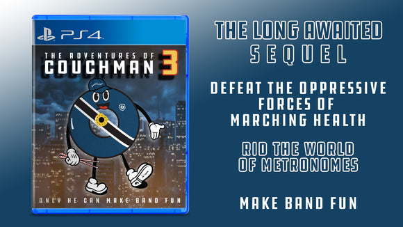 Couchmen Release Long Awaited Video Game Sequel