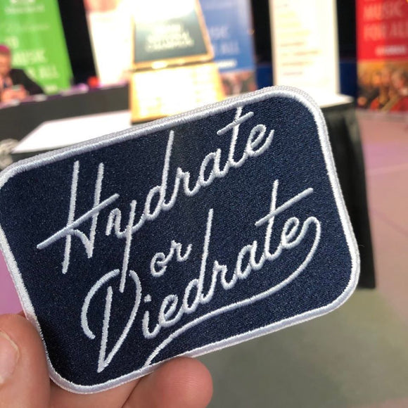 Hydrate Patch