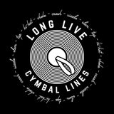 Long Live Cymbal Lines Tee