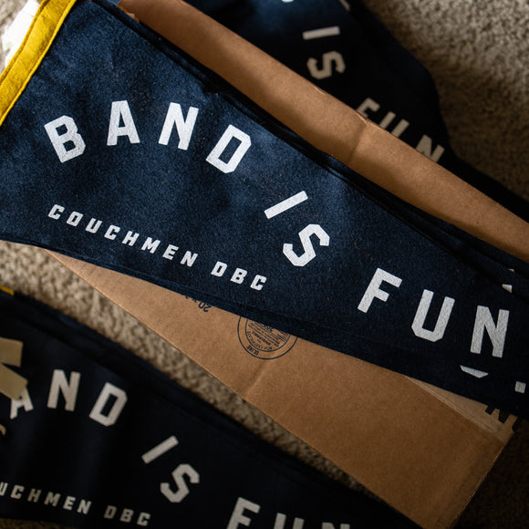 Band is Fun Pennant