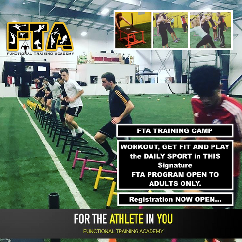 FTA ADULT TRAINING CAMP