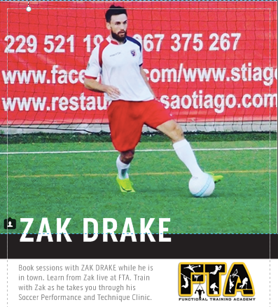 FTA HOLIDAY TRAINING SERIES ZAK DRAKE
