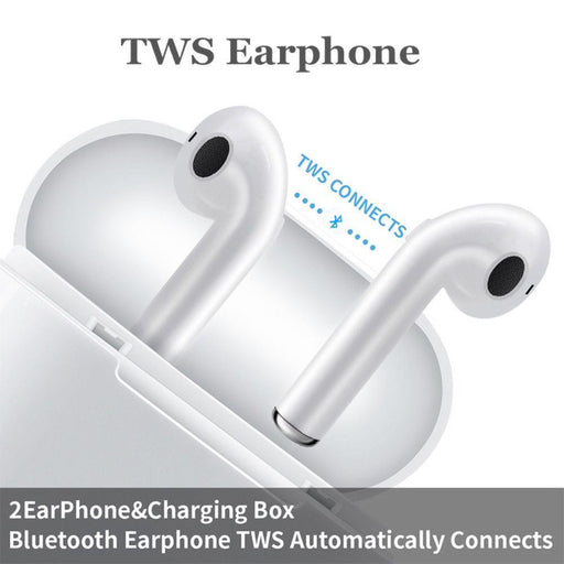 Wireless Headset Bluetooth Earphones Headphones For iPhone 6 7 8 Plus X XR Android
