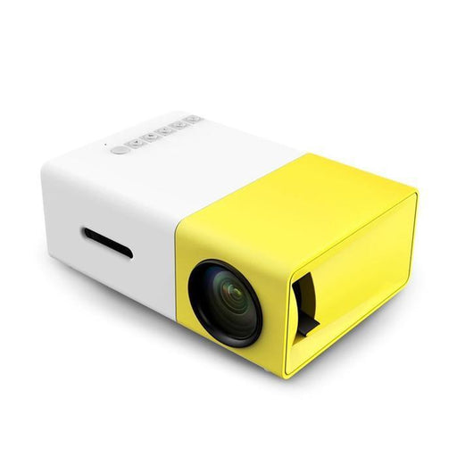 Home Cinema Projector -HD PORTABLE POCKET PROJECTOR