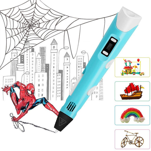 3D Printing Pen With Usb Drawing Pen Stift PLA Filament For Kid Child Education - Smart Living Box