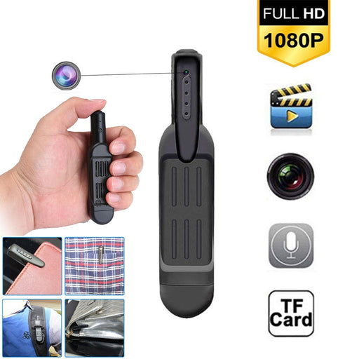 Pocket HD 1080P Mini DV Hidden Spy Camera Pen Video Audio Recorder Camcorder - Smart Living Box