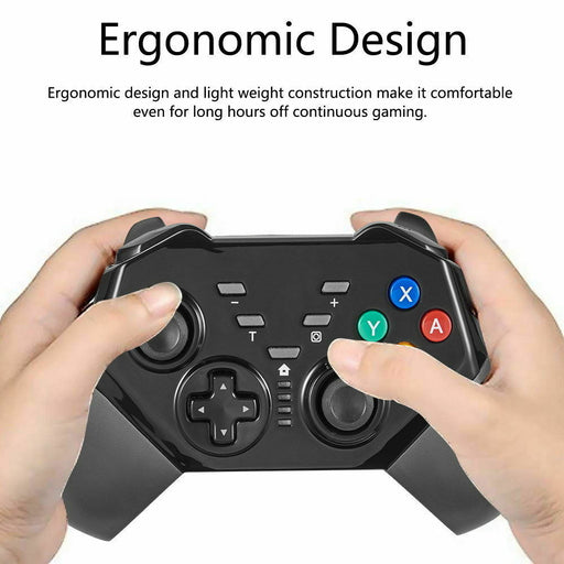 For Nintendo Switch Pro Wireless Controller Gamepad Joypad Joystick Remote - Smart Living Box