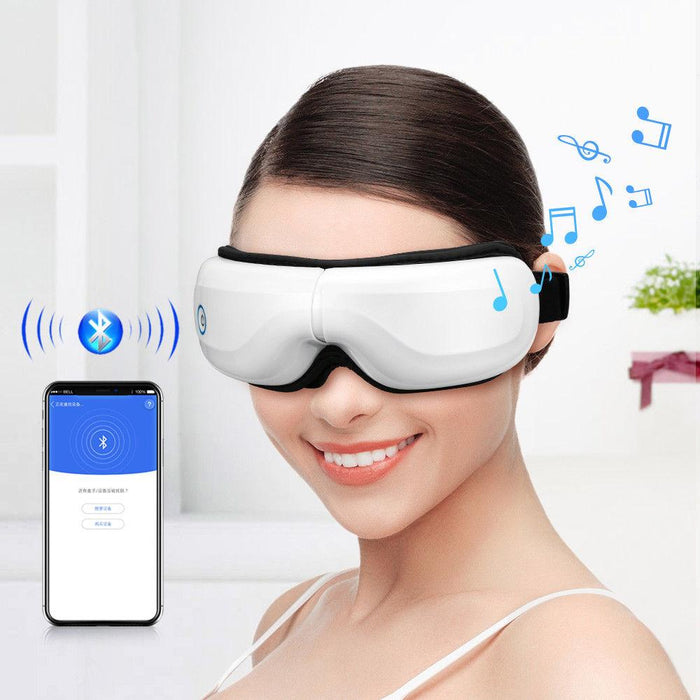 Health Eye Care Electrical Magnetic Alleviate Fatigue Relax Massager Protector
