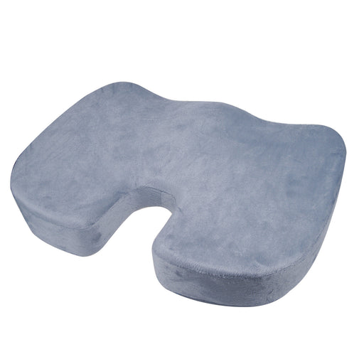 Coccyx Orthopedic Memory Foam Seat Cushion Car Office Seat Lumbar Pain Relief