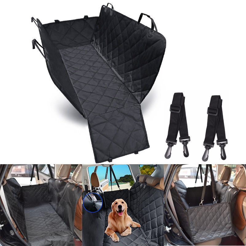 Premium Waterproof Pet Cat Dog Back Car Seat Cover Hammock NonSlip Protector Mat