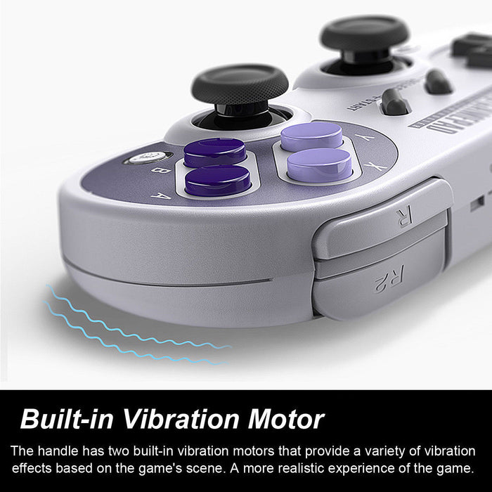 8Bitdo SN30 Pro/SF30 Pro Bluetooth Controller For Mac iOS Android Gamepad Joypad