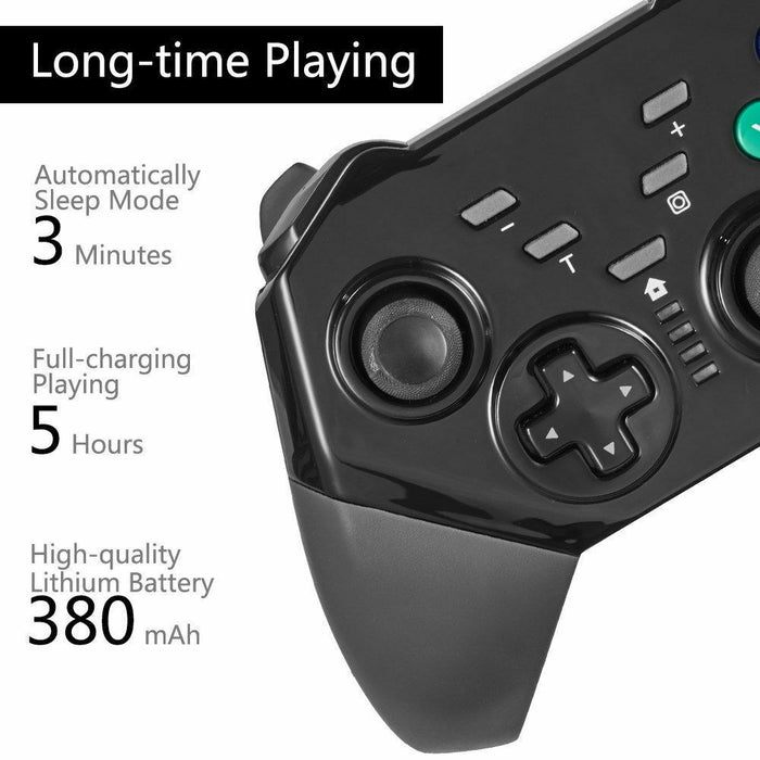For Nintendo Switch Pro Wireless Controller Gamepad Joypad Joystick Remote