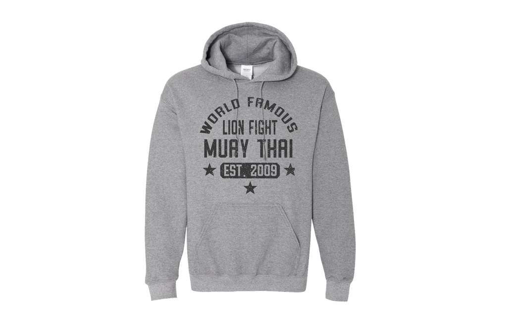 World Famous Muay Thai Hoodie (BACKORDER)