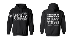 SOLD OUT - American Muay Thai Hoodie