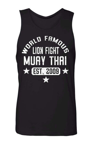 Men's LionFight Tank Top