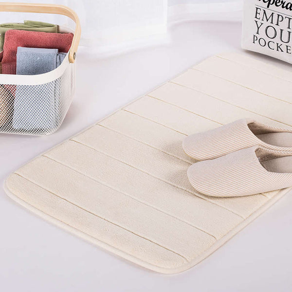 Water Absorbing Memory Foam Mat