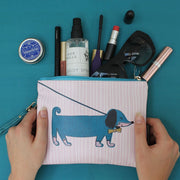 Over The Moon Dog Pouch With Strap