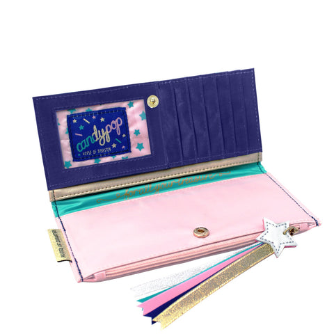 Candy Pop Unicorn Wallet - House of Disaster