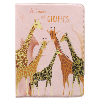 Collective Noun Giraffe iPad Case - House of Disaster