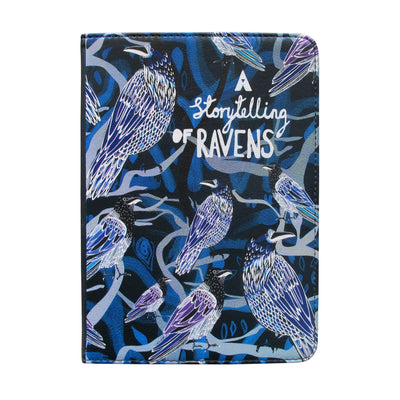 Collective Noun Raven iPad Mini Case - House of Disaster