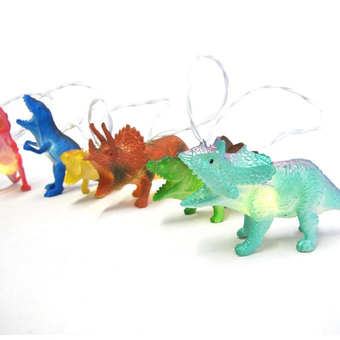 Dinosaur Bright String Lights