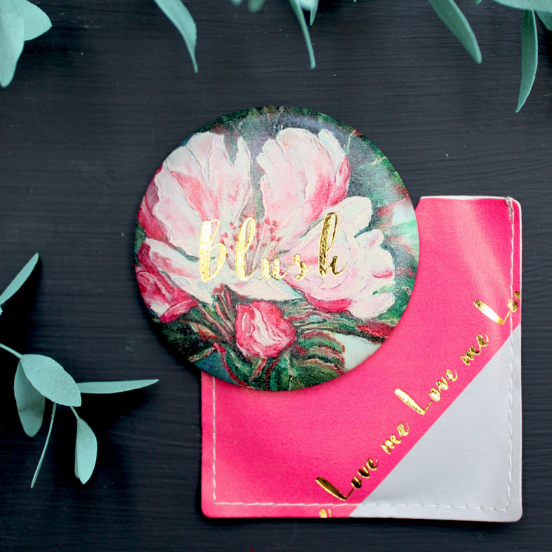 Framed Compact 'Blush'