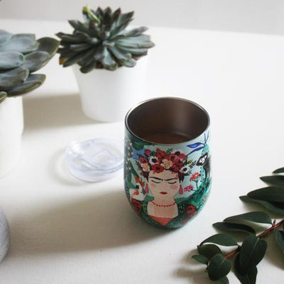 Frida Kahlo Eco Cup