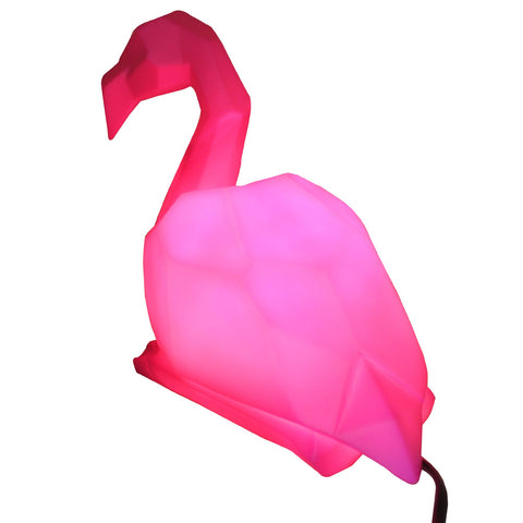 Flamingo Lamp - House of Disaster