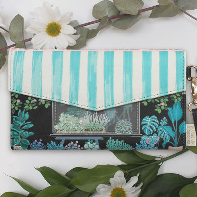 Boulevard Florist Wallet - House of Disaster