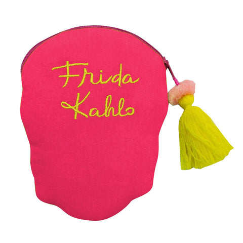 Frida Kahlo Coin Purse - House of Disaster