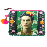 Frida Kahlo Photo Zip Pouch - House of Disaster
