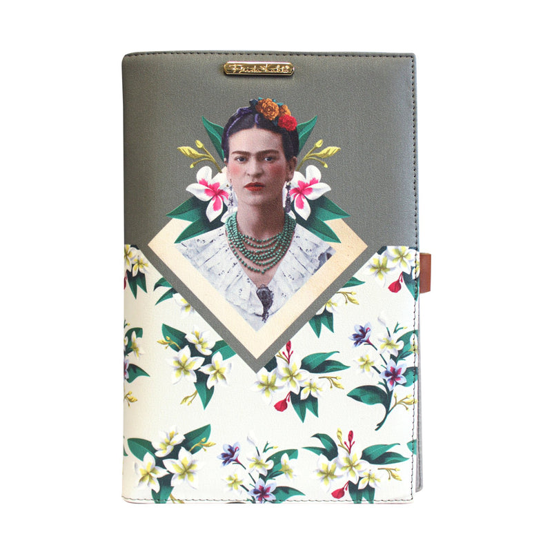 Frida Kahlo Travel Wallet - House of Disaster