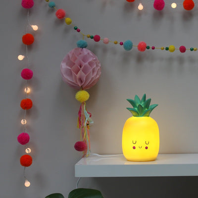 Mini LED Lamp Pineapple