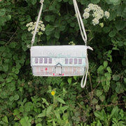 "Home ""Wisteria"" Mini Bag"