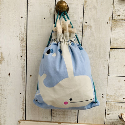 Hi Kawaii Whale Back Pack