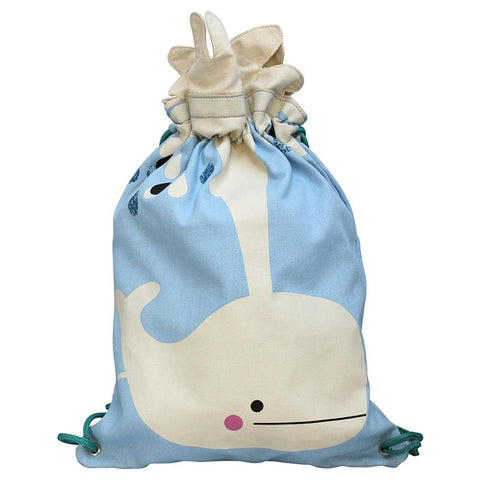 Hi Kawaii Whale Back Pack - House of Disaster