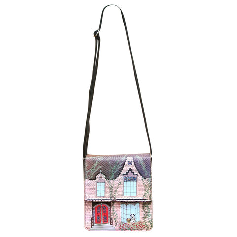 "Home ""Dalmatian"" Mini Bag - House of Disaster"