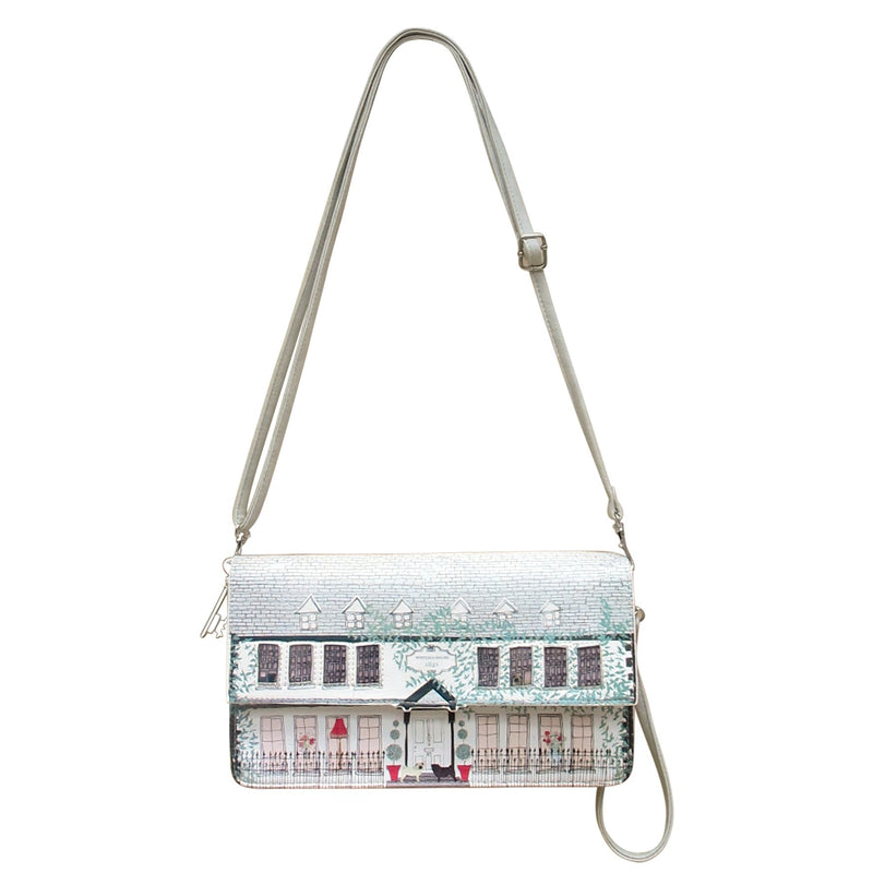 "Home ""Wisteria"" Mini Bag - House of Disaster"