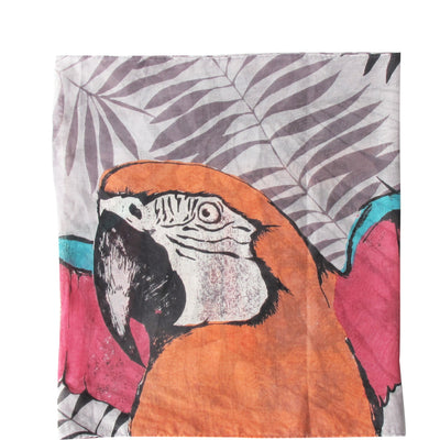 House of Disaster Into The Wild Parrot Scarf