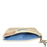 House of Disaster Paper Plane Make Up Bag - House of Disaster