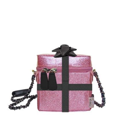 House of Disaster Pompom Tutti Glitter Mini Bag - House of Disaster
