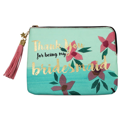 "House of Disaster Ta-Daa ""Bridesmaid"" Pouch"