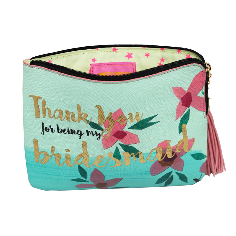 "House of Disaster Ta-Daa ""Bridesmaid"" Pouch - House of Disaster"