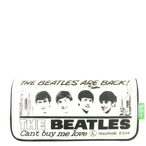 House of Disaster The Beatles Graffiti Ladies Wallet - House of Disaster