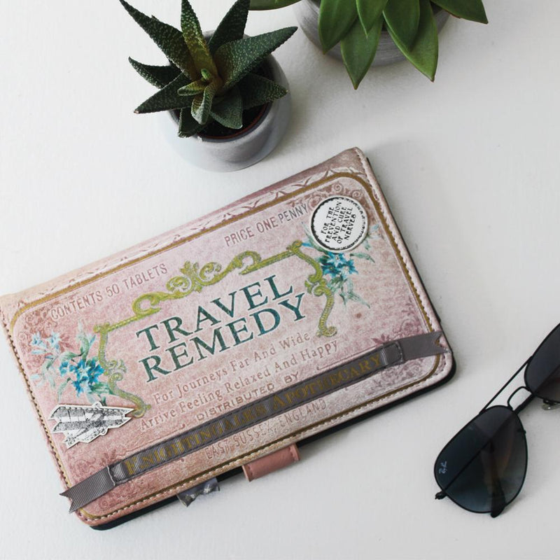Apothecary Travel Wallet
