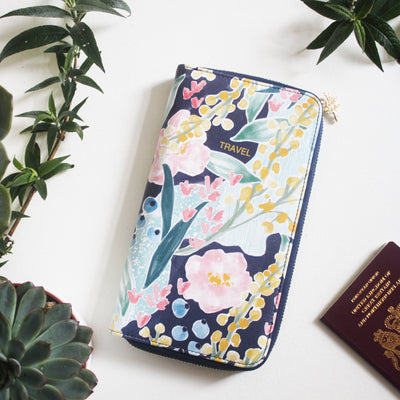 Eden Travel Wallet