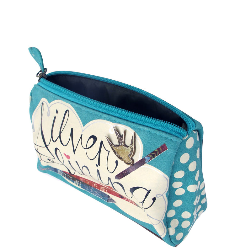 In A Nutshell Make Up Bag